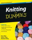 Book Cover Image. Title: Knitting for Dummies, Author: Pam Allen