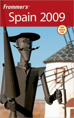 Frommer's Spain 2009 (Frommer's Complete Series)