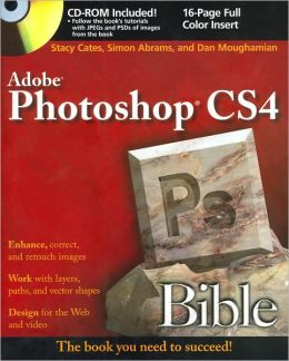 Adobe Photoshop CS4 Bible (Bible Series)