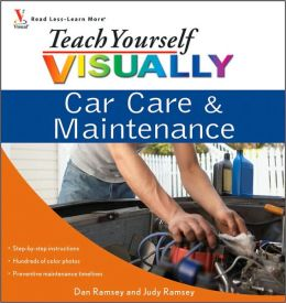 Teach Yourself VISUALLY Car Care & Maintenance