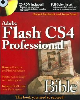 Adobe Flash CS4 Professional Bible (Bible Series)
