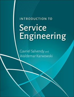 Introduction to Service Engineering