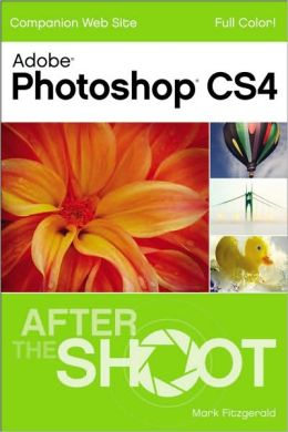 Adobe Photoshop CS4 After the Shoot