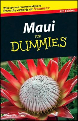 Maui for Dummies, 4th Edition