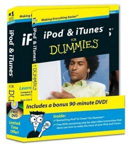 iPod & iTunes For Dummies (Boot Bundle Version)