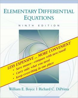 Elementary Differential Equations (Looseleaf)