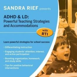 ADHD & LD: Powerful Teaching Strategies and Accommodations with RTI - DVD