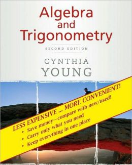 Algebra and Trigonometry Second Edition Binder Ready Version