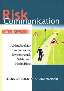 Risk Communication 3e
