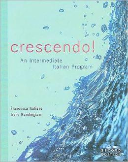 Crescendo! - With CD