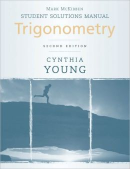 Trigonometry, Student Solutions Manual