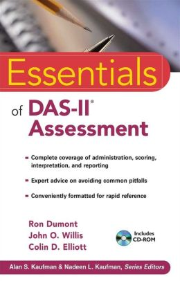 Essentials of DAS-II Assessment