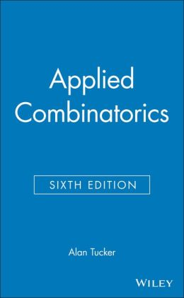Applied Combinatorics