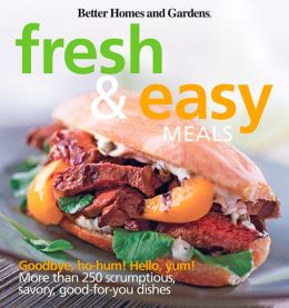 Better Homes and Gardens[r] Fresh and Easy Meals