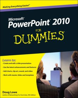 PowerPoint 2010 For Dummies