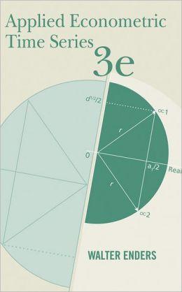 Applied Econometric Times Series
