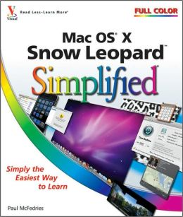 Mac OS X Snow Leopard Simplified