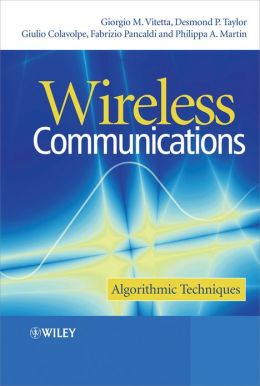 Wireless Communications: Algorithmic Techniques