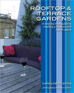 Rooftop and Terrace Gardens: A Step-by-Step Guide to Creating a Modern and Stylish Space (Garden Styles Guides)