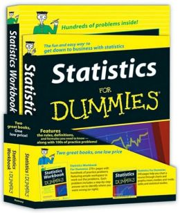 Statistics For Dummies Education Bundle