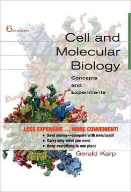 Cell and Molecular Biology (Looseleaf)