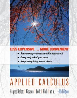 Applied Calculus (Looseleaf)