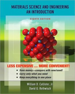 Materials Science and Engineering : An Introduction (Looseleaf)