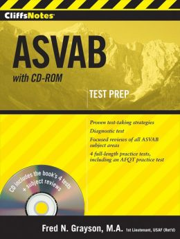 CliffsNotes ASVAB with CD-ROM