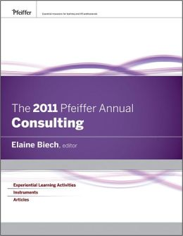 The 2011 Pfeiffer Annual: Consulting