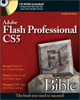 Flash Professional CS5 Bible