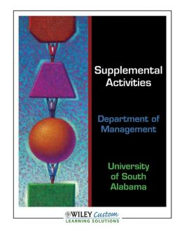 Supplemental Activities 2 for University of South Alabama