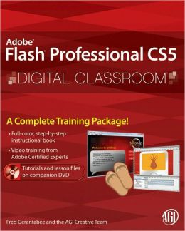 Flash Professional CS5 Digital Classroom