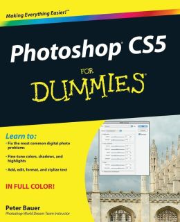 Photoshop CS5 For Dummies