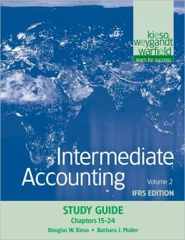 Intermediate Accounting, Study Guide, Volume 2: IFRS Edition
