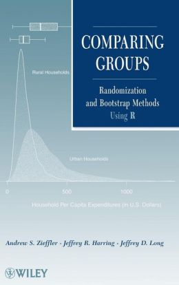 Comparing Groups: Randomization and Bootstrap Methods Using R