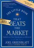 Book Cover Image. Title: The Little Book that Still Beats the Market, Author: Joel Greenblatt
