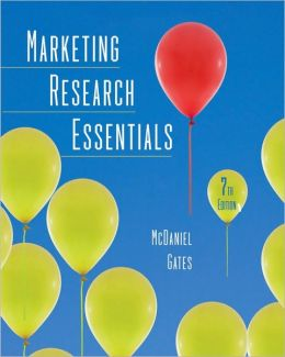 Marketing Research Essentials with SPSS