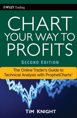 Chart Your Way To Profits: The Online Trader's Guide to Technical Analysis with ProphetCharts