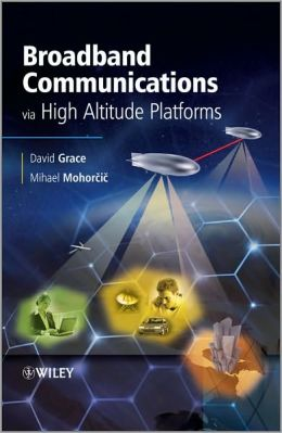 Broadband Communications via High-Altitude Platforms