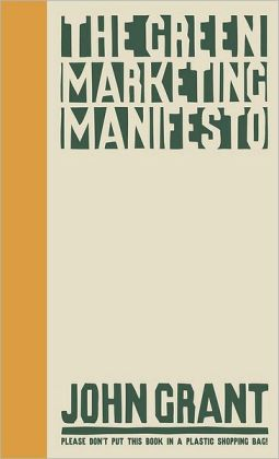 Green Marketing Manifesto