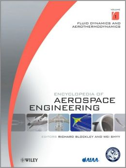 Encyclopedia of Aerospace Engineering, 9 Volume Set