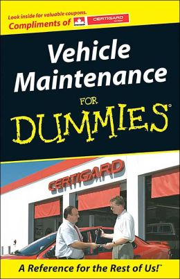 Custom Vehicle Maintenance For Dummies Petro-Canada Certigard