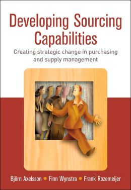 Developing Sourcing Capabilities