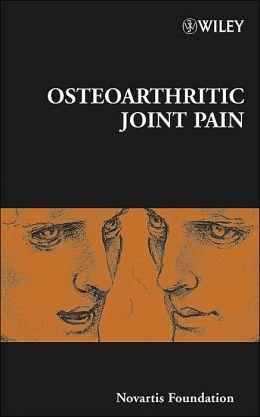 Osteoarthritic Joint Pain- No 260