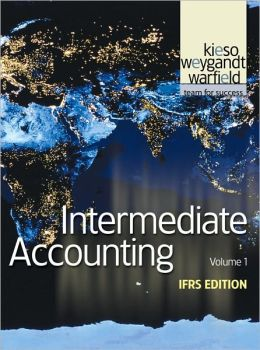 Intermediate Accounting: IFRS Approach 1st Edition Volume 1 and Volume 2 Set