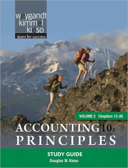 Accounting Principles, Study Guide Vol. 2