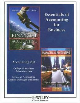 Essentials of Accounting for Business