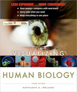 Visualizing Human Biology, Third Edition Binder Ready Version