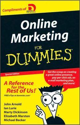 Online Marketing For Dummies (Custom)