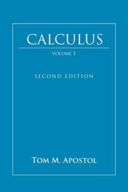 Calculus: One-Variable Calculus with an Introduction to Linear Algebra